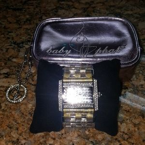 Baby Phat Women Watch